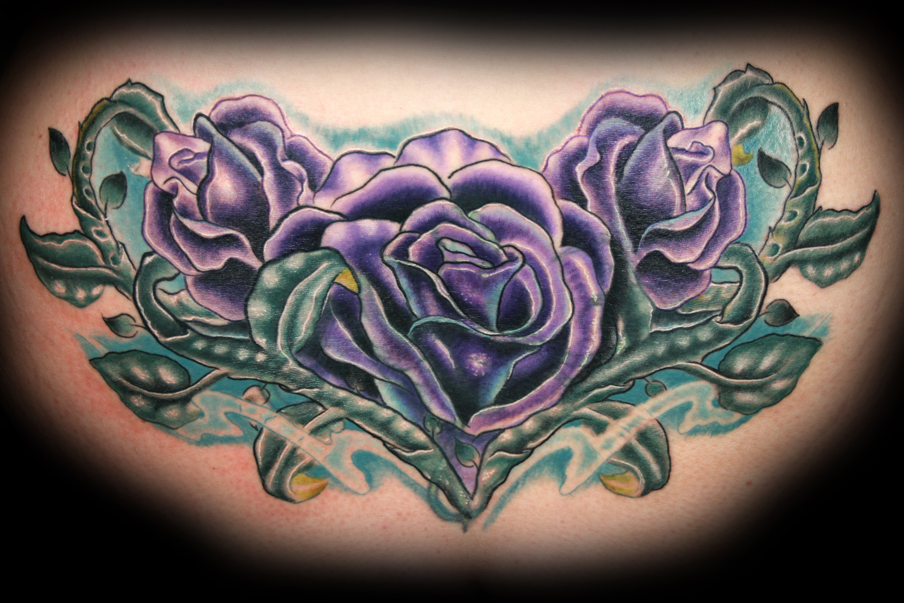 Flower Cover Up By Steve Martin