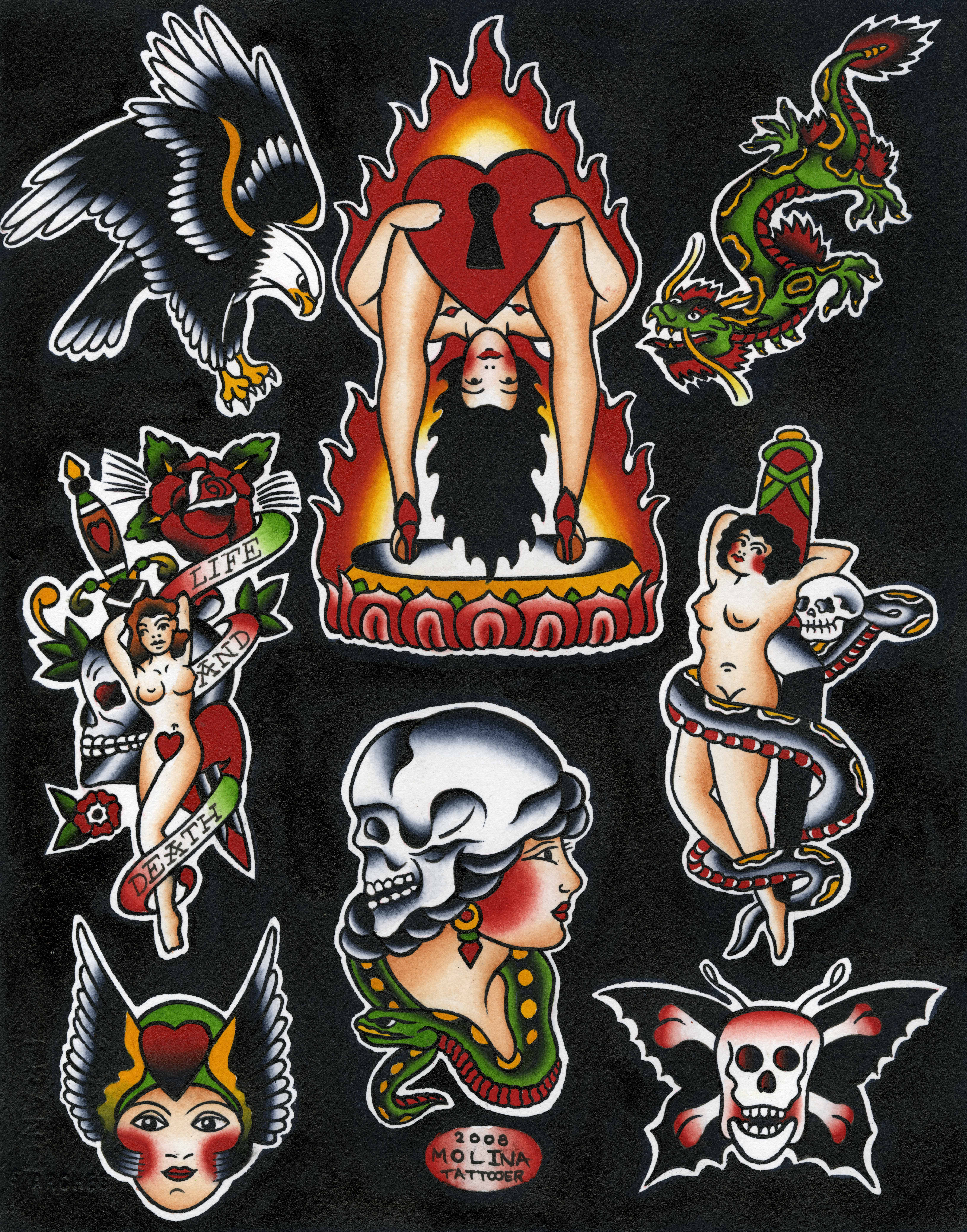 Flash baxter 39 s blog for Tattoo shops in champaign il