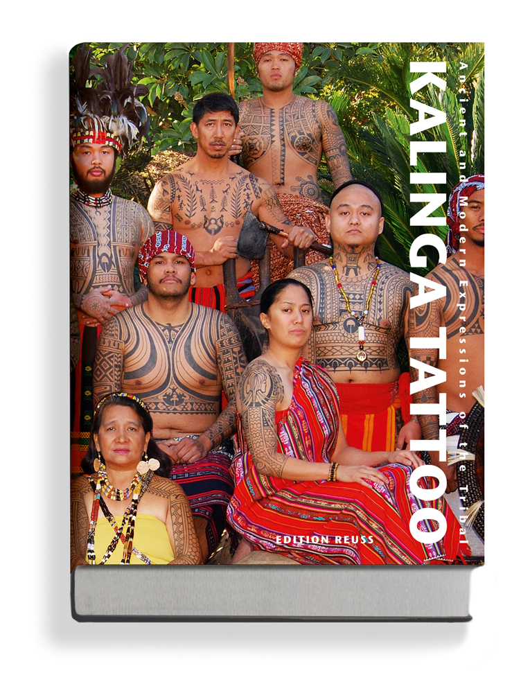 THE ART OF KALINGA TATTOO. At 424 pages and eight pounds, Lars Krutak's