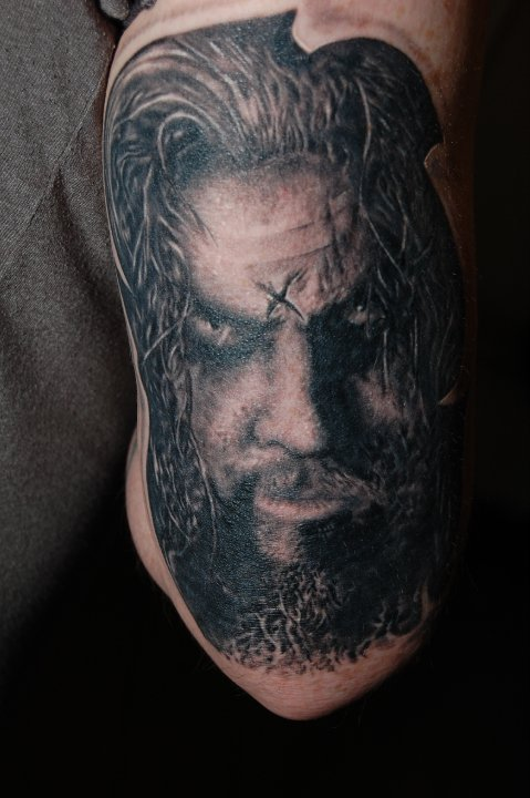Danger Tattoo On Face. Rob+zombie+artwork+tattoos