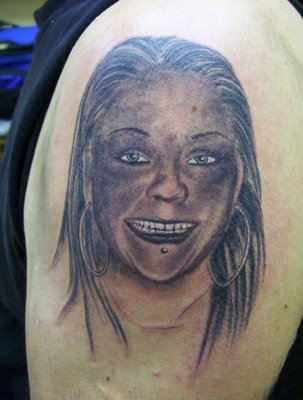 really bad tattoos. PHOTOS OF BAD TATTOOS
