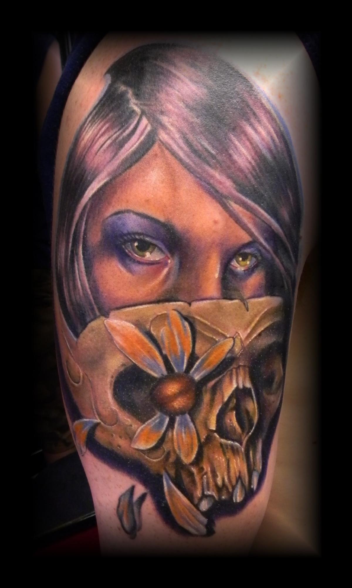Pin indiana tattoo pix from wicked ways on bob baxters for Wicked ways tattoo